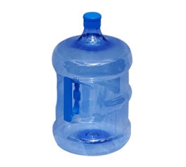12 Litre single use bottle